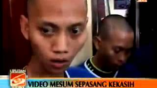 Video Skandal Mesum Kekasih