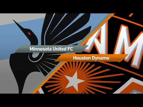 Highlights: Minnesota United FC vs. Houston Dynamo | July 19, 2017