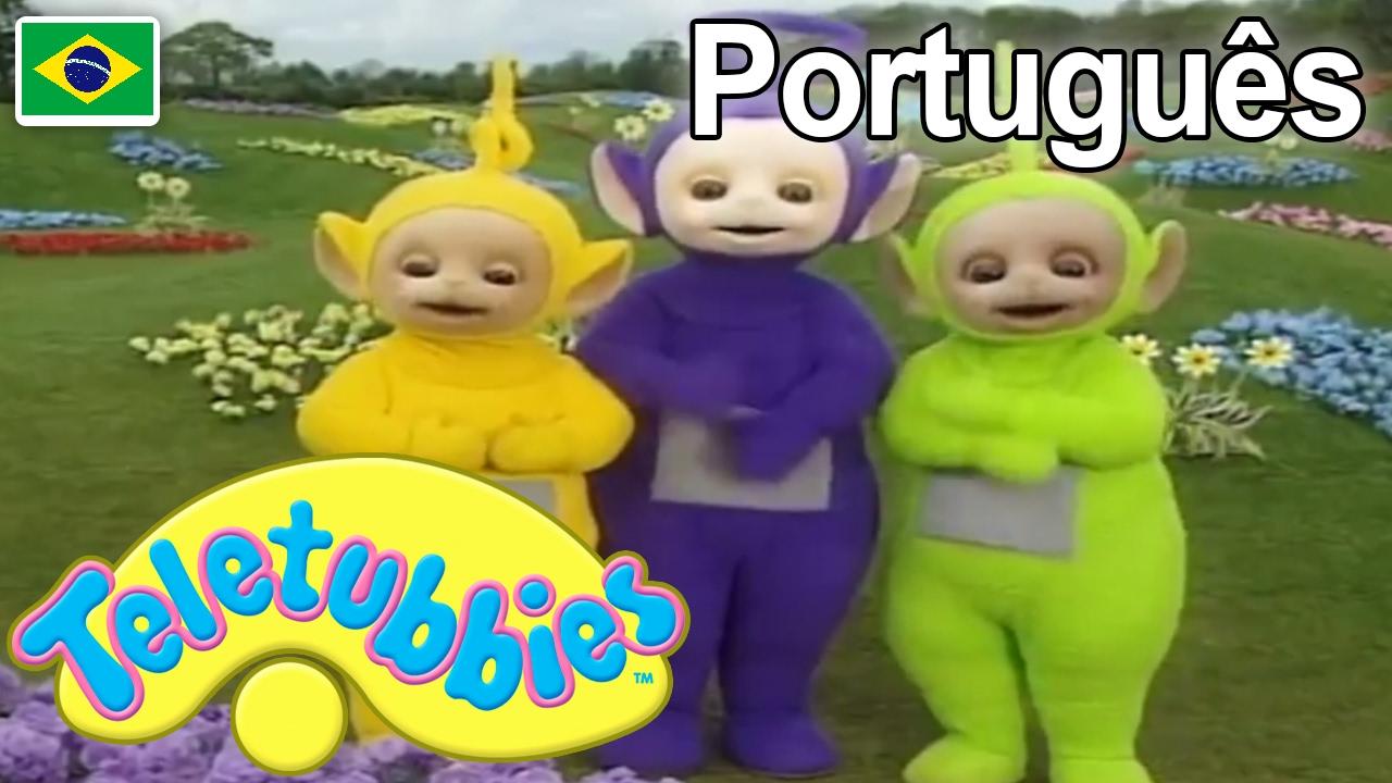 Youtube teletubbies em portugues