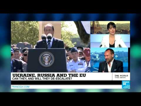 The World This Week - 6 June 2014 (part 2) - #F24Debate