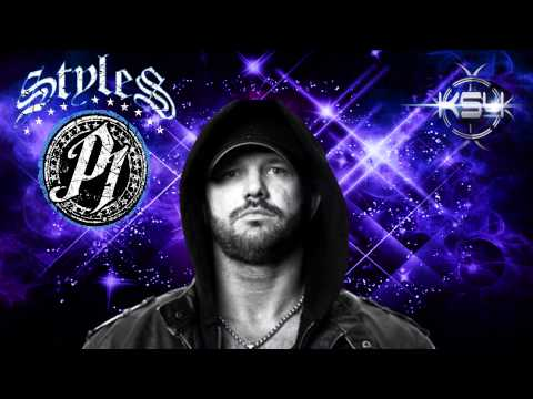 AJ STYLES New Theme Song Debut Evil Ways!!!!