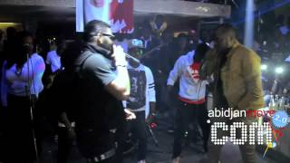Le Clash Arafat Dj VS Dj Mix à la Présidence Light Club