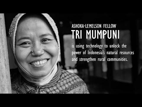 Life is About Sharing: An Oral History with Tri Mumpuni