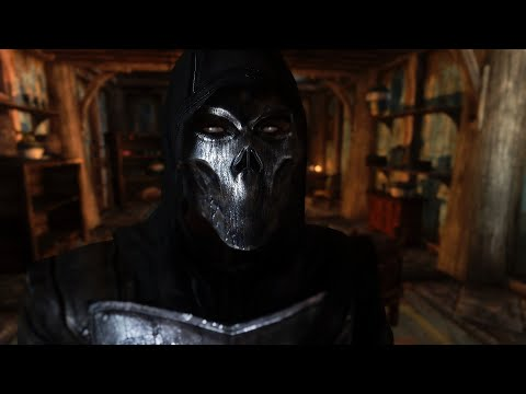 Skyrim Special Edition - The Contractor Armor Showcase