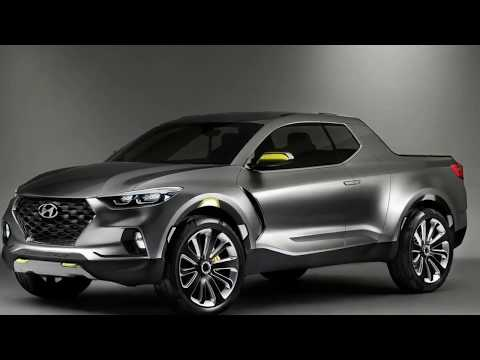 [Hot News] Hyundai Santa Cruz Pickup Truck Launching 2020 In The U.S