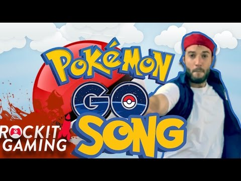 Legendary Pokemon Rap Song Music Video | Catch 'em All | Rockit Gaming