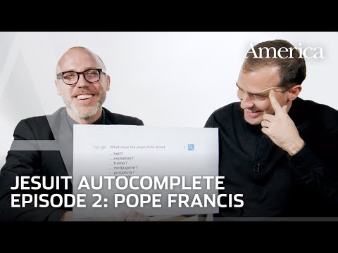 What does Pope Francis think about Trump? | Jesuit Autocomplete