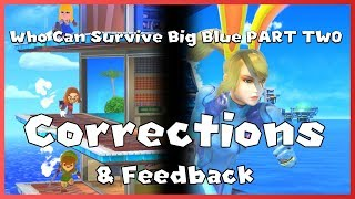 EVERYONE Can Survive Big Blue Part Two   Super Smash Bros. Ultimate