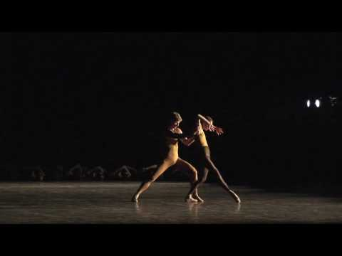 Artifact Suite extrait W.Forsythe, J-S.Bach