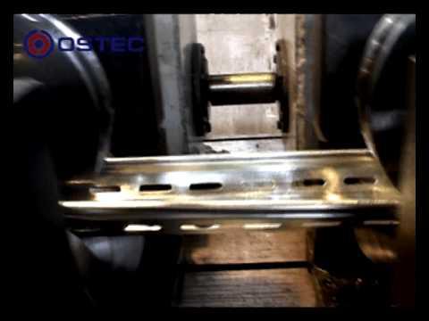 Производство лотков OSTEC