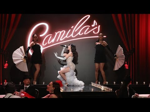 Camila Cabello Heats Up the Stage with 'Havana'
