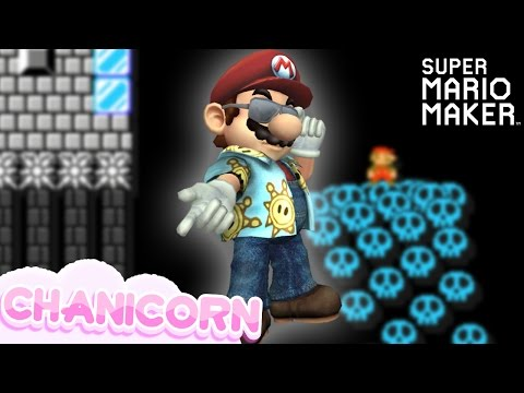 Super Mario Maker: ESCAPING WITH STYLE!
