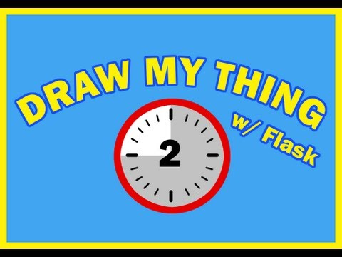Draw My Thing w/ Flask & the Quack Crew - Part 2 - Gold Club Rewards Member