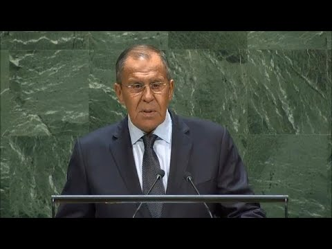 🇷🇺 Russian Federation - Minister For Foreign Affairs Addresses General Debate, 74th Session