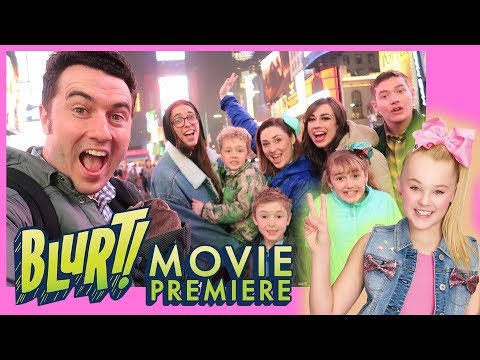 JoJo Siwa Movie Party in NEW YORK!