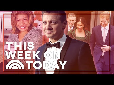 Oprah Dishes On Meghan Markle's Baby, Jeremy Renner Talks Avengers, & Hoda Kotb Hits People Cover