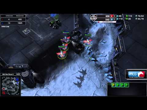 Hero vs Sage - Game 3 - WR5 - MLG Anaheim 2013