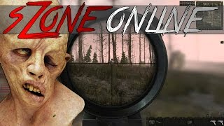 sZone-Online Gameplay Part 1 (GIVEAWAY) - MUTANTS! + QUESTS!