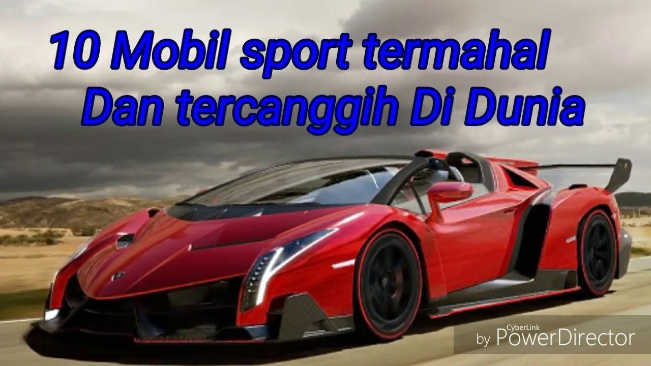 10 Mobil Sport Paling Keren di Dunia | Clayton88