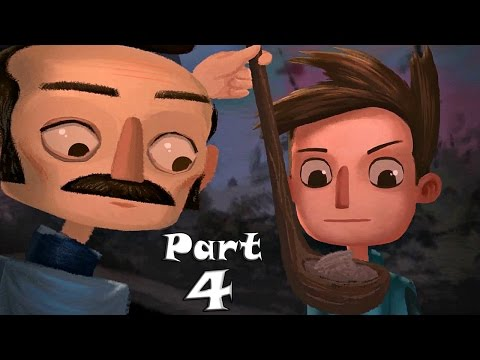 Broken Age: Act 2 - Part 4 (PH Balance / Tree Jokes / Hexipal)