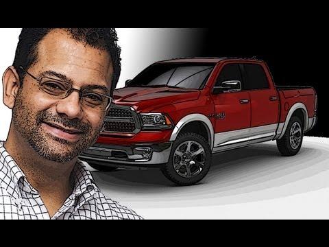 2012 Dodge RAM Test Drive & Truck Review