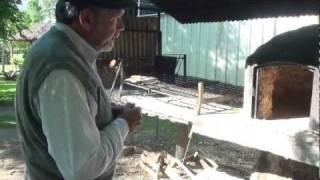 Datos para construir un horno de barro