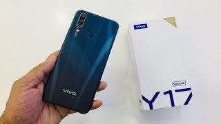 Vivo Y17 Unboxing Price and  Full Specifications in Hindi