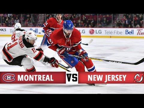 fb02d550b8c Montreal Canadiens vs New Jersey Devils