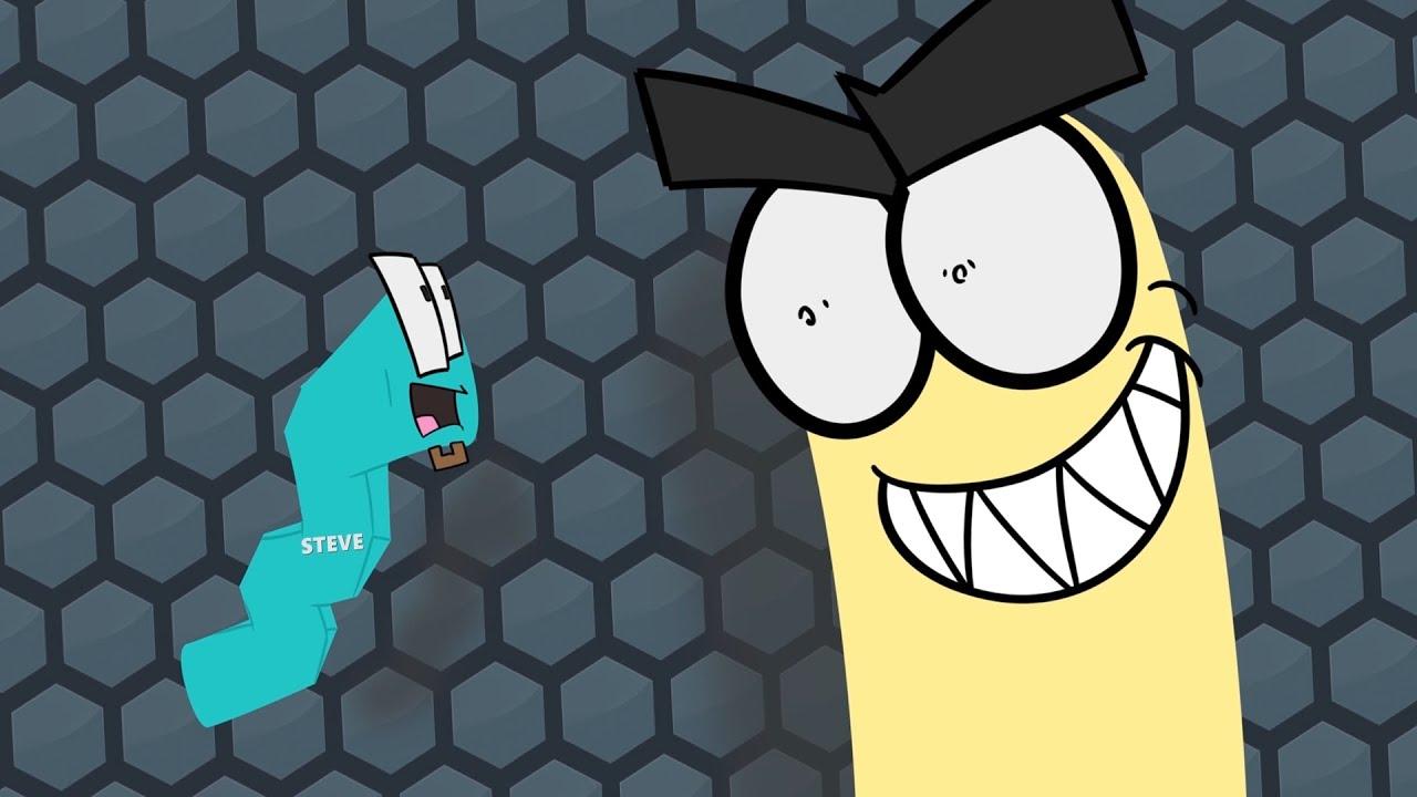 Download Slither.io Logic 7 - Cartoon Animation