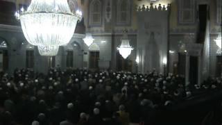 Namaz sonrası tesbihat, İsmail Hocanın duası ve Ali Derman Hocanın Amenerresulu okuması