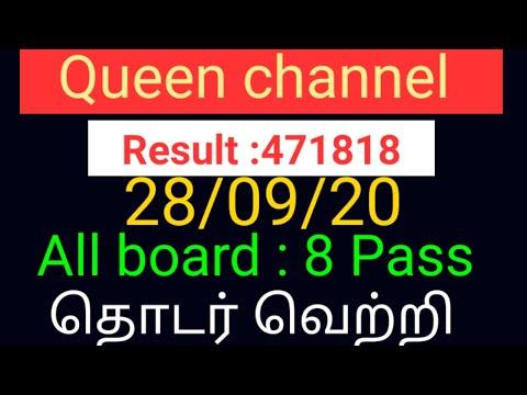 Kerala Lottery Guessing Today/28/09/20/WinWin-583