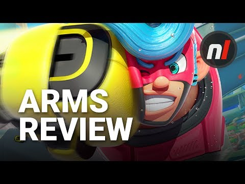 ARMS Review - The First