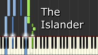 [Nightwish - The Islander] Piano Tutorial