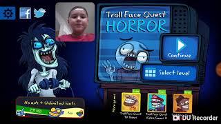 Damian plays troll face quest horror part 3---secret level.