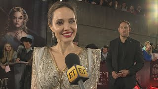 Angelina Jolie Says Maddox Has Grown Up Into 'such A Good Man' (exclusive)
