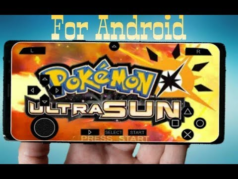 How To Download Pokemon Ultra Sun On Citra Android Emulator Very Easily