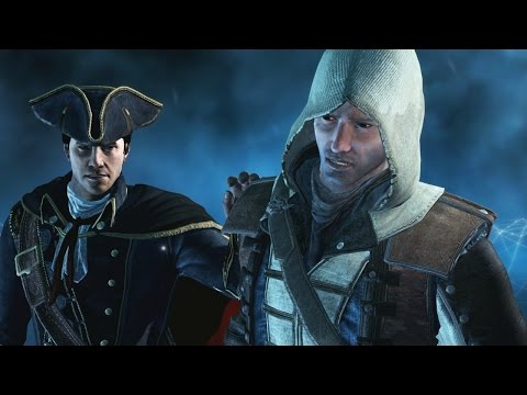 Assassin's Creed Rogue Edward Kenway Outfit, Edward's Pistols & Sword - Haytham, Adewale & More!