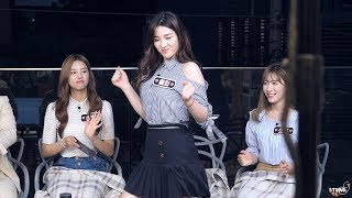 170614 라붐(LABOUM) DingDongLive(딩동라이브) chulwoo 직캠(Fancam) 율희 꿀렁 댄스