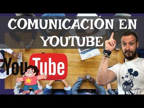 COMUNICACIÓN DIGITAL En Youtube