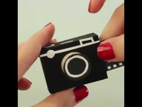 DIY- How TO Make An Awesome Camera with paper II easy Tutorials II ... | 360x480