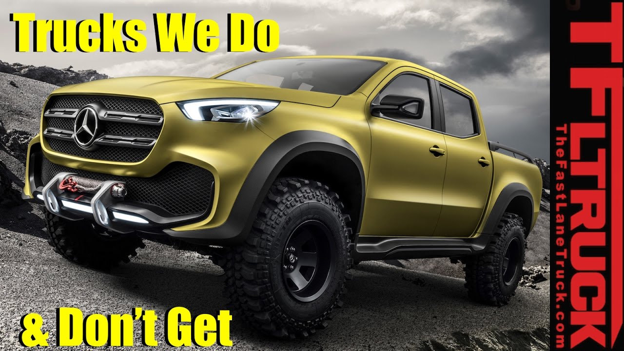 Tfltoday Future Pickup Trucks We Will And Won T Get