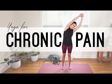 Yoga For Chronic Pain   Yoga With Adriene