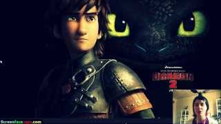 SilverWeed reacts: HOW TO TRAIN YOUR DRAGON 2 - TRAILER #2