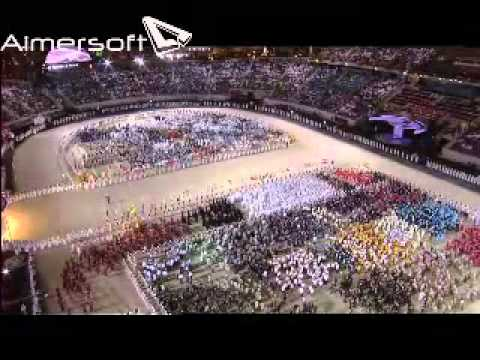 DOHA 2006 ASIAN GAMES OPENING CEREMONY part 2
