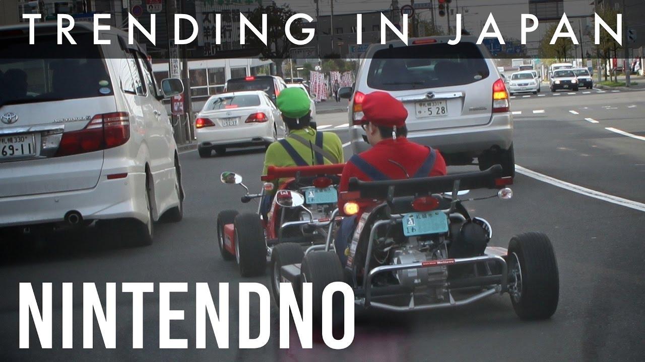 Premium Hentai D Incest Real-Life Mario Kart service sued by Nintendo