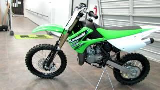 2013 Kawasaki KX85