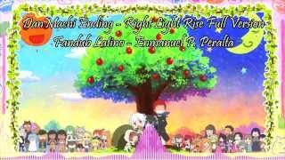 (Full Version) DanMachi Ending (Male Version) - Right Light Rise - Fandub Latino