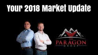 Colorado Springs Real Estate Market Update for 2018