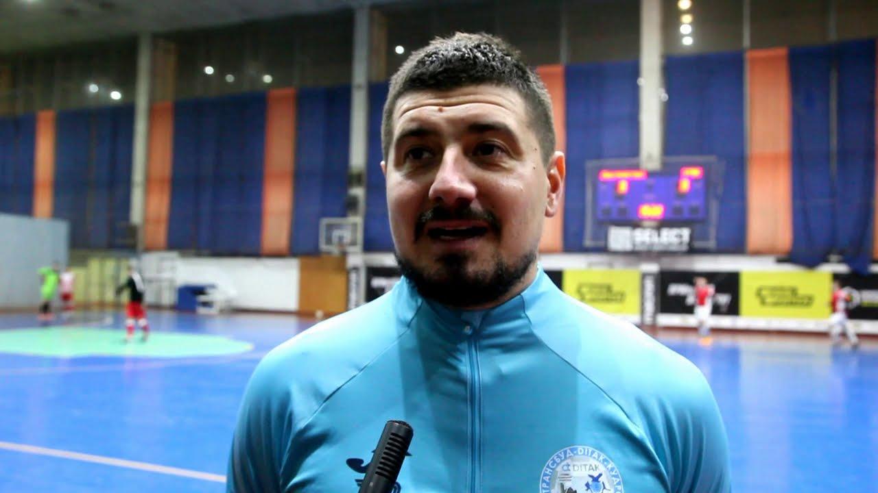 Негель Володимир Післяматчеве інтерв'ю