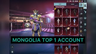 MONGOLIA TOP 1 ACCOUNT COFFIIN